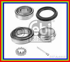 Radlagersatz 2xFEBI Bilstein/FAG- HA- re/li-AUDI A4 8D2,8D A6 4A 80,90 100 200
