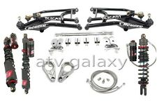 Houser Elka Stage 5 Front Rear Long Travel Suspension Kit Yamaha Raptor 700