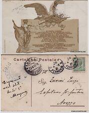 # WWI 11° REGG. BERSAGLIERI E 84° FANTERIA, PER LE LORO GESTA IN TRIPOLITANIA ..