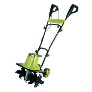12 AMP Electric Tiller And Cultivator Garden Yard Gardening Outdoor Tool 16in