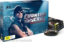 COUNTING CARS: Under The Hood DVD BRAND NEW 8-DISCS COLLECTOR'S GIFT BOX SET R4