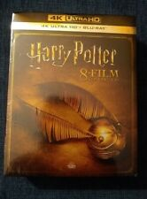 Harry Potter 8 Film Collection - 4K Uhd, Blu-ray, 16-Disc Set
