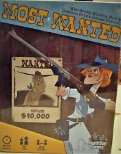 Most Wanted Board & Card Game North Star Games BRAND NEW, SEALED