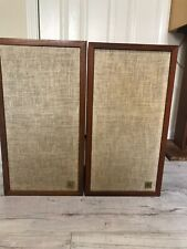VINTAGE AR-4x ACOUSTIC REASEARCH AUDIO SPEAKERS GORGEOUS SET STEREO AUDIOPHILE A