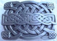 Boucle ceinture Celtique - Bergamot USA - 100% étain