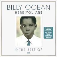 BILLY OCEAN - HERE YOU ARE: THE BEST OF BILLY OCEAN  2 CD NEU