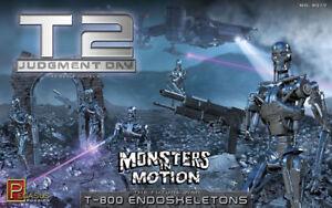 Terminator 2: Judgment Day Endoskeletons 1/32 Scale Model Kit 18TPH03