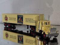 Wiking Werbemodell Warsteiner 7 - Peterbilt - Container-Sattelzug Teil 1 - T@P