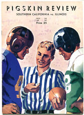 1939 USC v Illinois Football Program Ex Condition