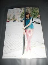 AKB48  Atsuko Maeda [ TimeMachine Nante iranai ]promo PhotCard JapanLimited