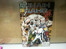 L30 DC COMIC CHAIN GANG WAR ISSUE 8 FEBRUARY 1994 IN GOOD CONDITION
