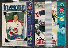 1996-97 Post Cereal Set in Cello Packs - Gretzky, Roy, Lindros Etc. (24)