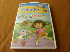 NEW Vtech V.Reader Learning Book Dora and the three litttle pigs - 3417762809005