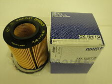 BMW E46 320i  2.2i  2171cc Oil Filter 1998-2005 Genuine MAHLE OX154/1D