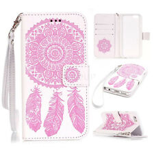 Dream Catcher Flip Card Wallet Leather Stand Case Cover For Various Mobile Phone