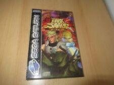 Videogiochi manuale inclusi per giochi di ruolo e Sega Saturn