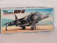 FUJIMI #7A-B4  1/72  BAe HARRIER GR-3 JET FIGHTER OPEN