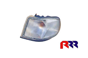 FOR SAAB 9000 CD/CS  2/95-12/97 CORNER LAMP LIGHT, CLEAR LENS - PASSENGER SIDE