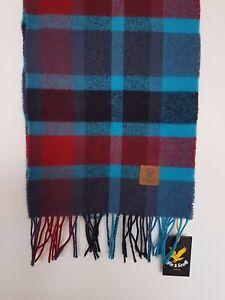 Lyle & Scott Vintage Womens Woollen Scarf - SCO53V70S