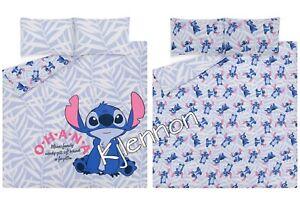 Disney Lilo & Stitch Palm Print Single/ Double/King Duvet Cover Set