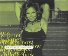Janet Jackson- Whoops Now (Single-CD, 1995)