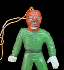Ben Cooper Red Skull 1979 vintage rubber jiggler Marvel monster action figure