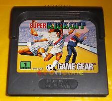 SUPER KICK OFF Sega Game Gear ○○○○○ SOLO CARTUCCIA