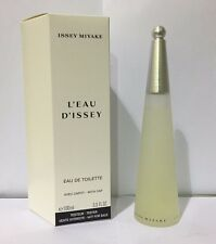 L'eau D'issey By Issey Miyake 3.3 / 3.4 Oz EDT Spray New Tester For Women W/ Cap