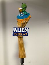 Alien Wheat Full 3D Figural Tap Handle New Condition