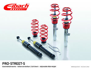 Eibach PRO-STREET-S Coilover for Peugeot 206 (2A/C) PSS65-70-002-01-22