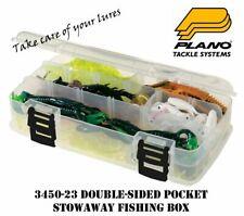 Plano 3450-23 Medium Double Sided Fishing Box