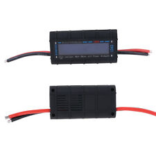 130A Digital DC Meter LCD Watt Power Volt Amp Mah RC Battery Charging Analyzer