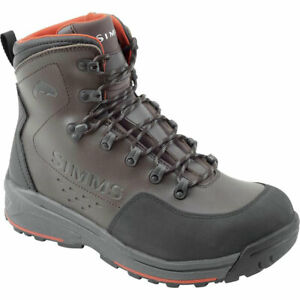 SIMMS Freestone Wading Boots - Rubber Soles - 8
