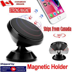 Magnetic Magnet Car Phone Holder Mount Stand For GPS iPhone Samsung GPS HUD