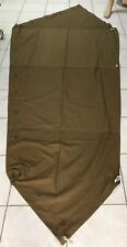 US Army Dismounted  M1910 Infantry Model Shelter Half