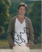 Dominic COOPER SIGNED Autograph 10x8 Photo AFTAL COA Mamma Mia Actor In Person