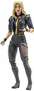 Hiya Toys Injustice 2: Black Canary 1: 18 Scale Action Figure, Multicolor