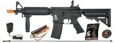 Lancer Tactical MK18 MOD 0 AEG FIELD Metal Gears Airsoft Gun Rifle w/9.6v -BLACK