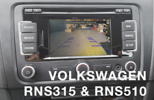 Reverse Camera Integration Kit to fit VW vehicles fitted with RNS315 and RNS510