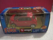 BURAGO 1/43 SUPERBE FIAT 500 NEW1/43  BON ETAT