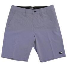 Oakley Kingdom Short Mens Size 32 M Navy Blue Casual Dress Boardies Shorts