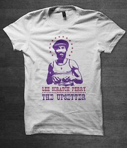 Lee Scratch Perry t shirt reggae music jamaica king tubby augustus pablo dub