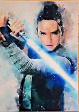 ACEO Star Wars Rey