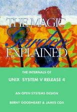 The Magic Garden Explained : The Internals of Unix System V Release 4, an.
