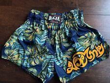 Raja Boxing Muay Thai Shorts Mma Boxing Nip Songkran One Pair Xl