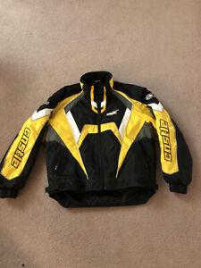 mens castle x snowmobile jacket