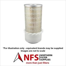 Outer Air Element Filter - equivalent to BALDWIN PA1667-FN, MD192K, AF437K, LX16