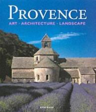 Provence : Art, Architecture, Landscape (2000, Hardcover) ed by Rolf Toman NEW