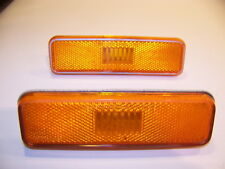 1972 1973 1974 DODGE PLYMOUTH AMBER MARKERS OEM #3587437 CHALLENGER CUDA DUSTER