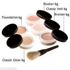 Fondotinta per tutti i tipi di pelle senza marca di polvere